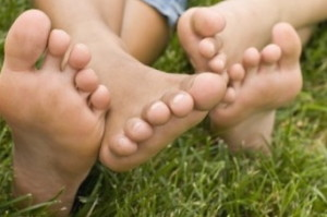Foot Reflexology with Lisa Berman